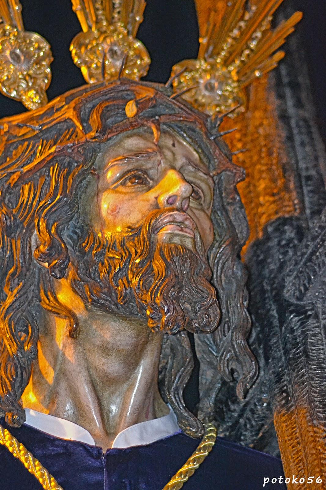 Semana Santa de Rota  Ntro. Padre Jesús de la Salud en sus Tres Caídas Rota