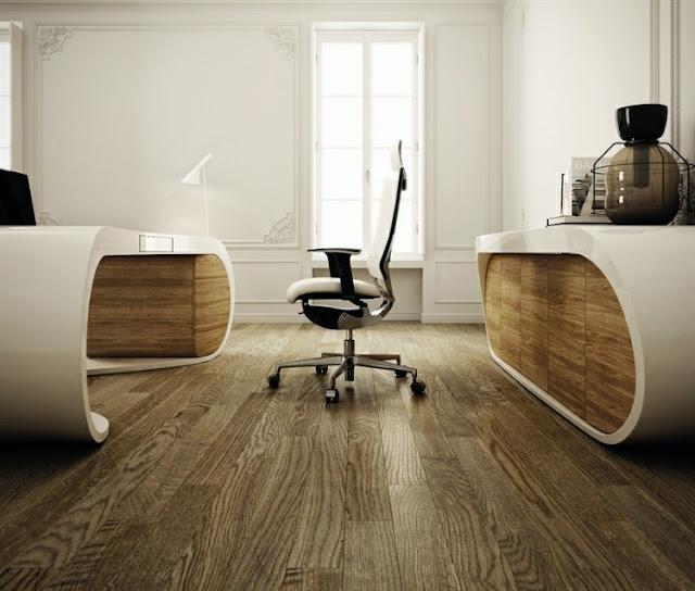 Goggle Schreibtisch und Sideboard von Danny Venlet für BABINI - perfekt fürs Büro!