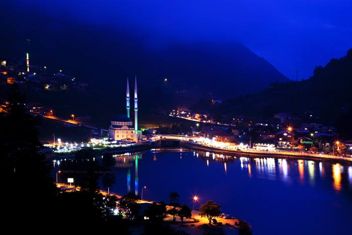 أجمل الجولات السياحية طرابزون تركيا