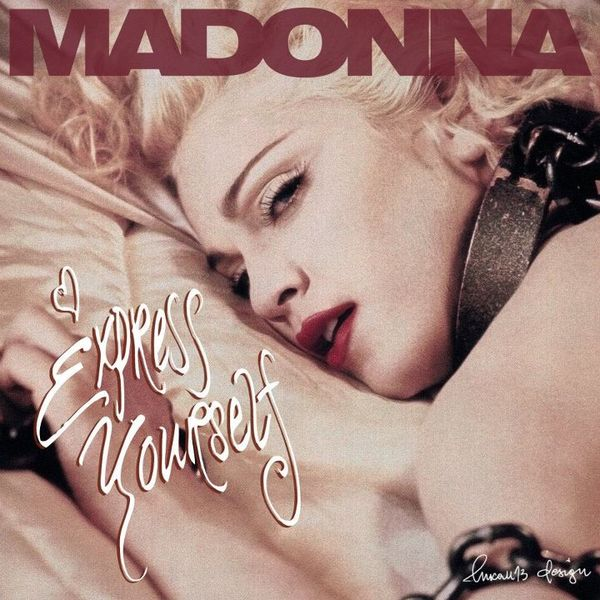 Image result for madonna express yourself SONG