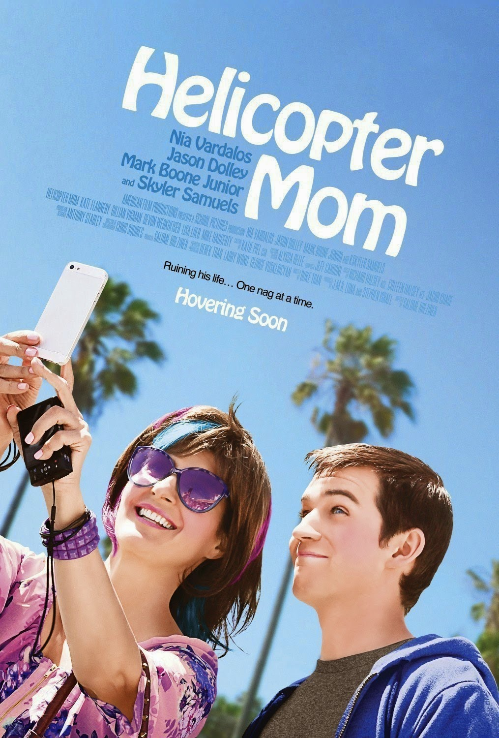 Helicopter Mom 2014