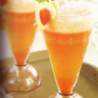 RESEP STRAWBERRY FIZZ