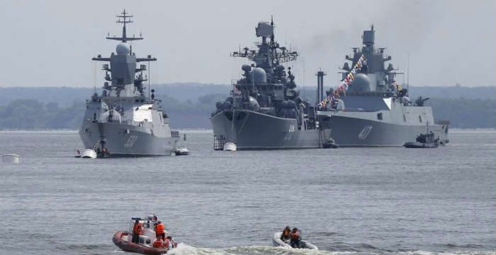Το ΝΑΤΟ δημιουργεί Στόλο Μαύρης Θάλασσας και εντάσσει την Ουκρανία – Ρωσία