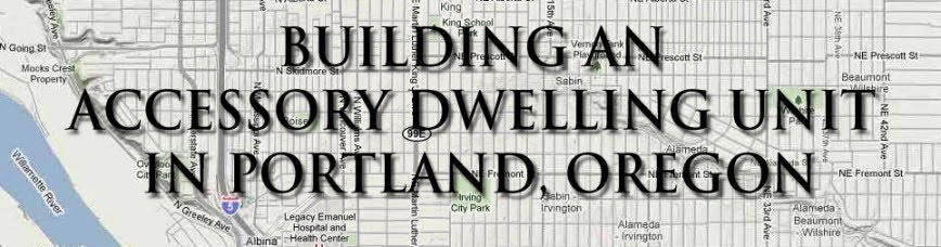 Building an Accessory Dwelling Unit (ADU) in Portland Oregon