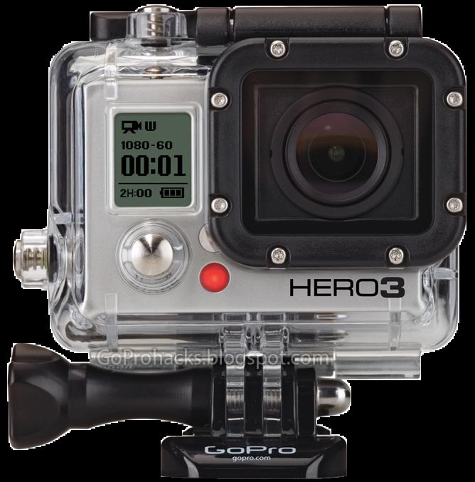 Gopro Hero 3 White Png GoPro HD Cameras Hacks...