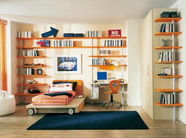 Bedroom ideas for teenage guys 5 small interior ideas - Room ideas for teenage guys ...