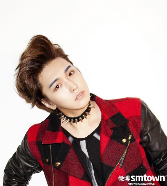 Poster Individu Super Junior-M Break Down 5