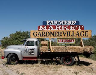 Wasatch Front Farmer's Market