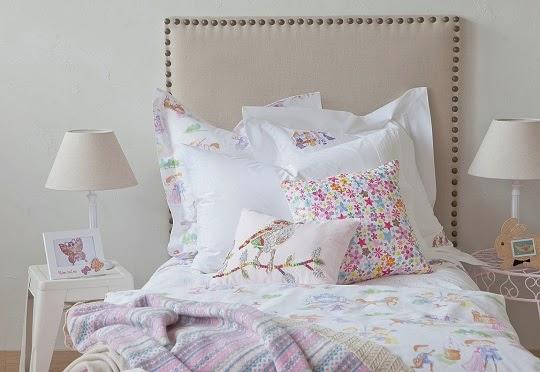 Lo mejor para tu descanso - Ropa de cama infantil zara home ...
