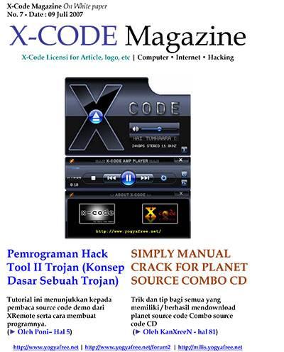 Majalah X Code Edisi 7 PDF