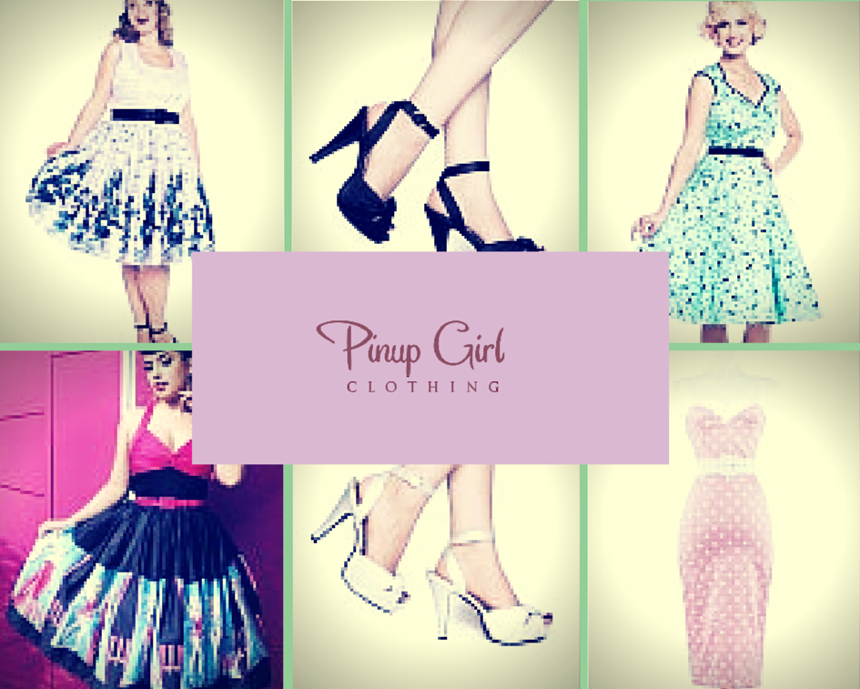 Spring Looks From Pinup Girl Clothing