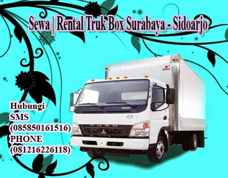 Sewa | Rental Truk Box Surabaya - Sidoarjo