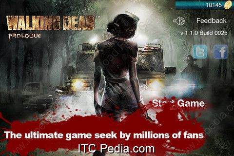 walking dead prologue iphone