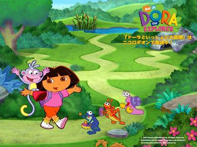 Juego De Limpiar Con Dora La Exploradora Juegos Para