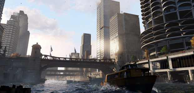 Watch Dogs Re-imagining Chicago
