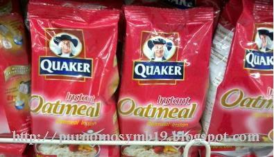 Perbedaan Kemasan Quaker Oat Warna Merah Dan Biru