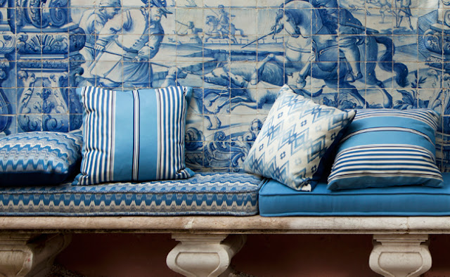 J waddell interiors fridayfinds outdoor fabrics go inside - Gaston y daniela cortinas ...