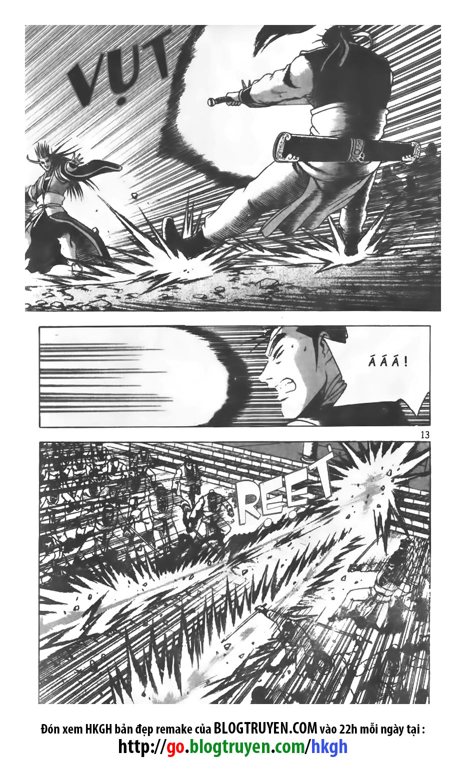 Hiệp Khách Giang Hồ chap 208 Trang 13 - Mangak.info