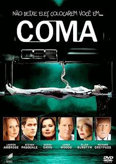 Coma: Completo - DVDRip Dual Áudio