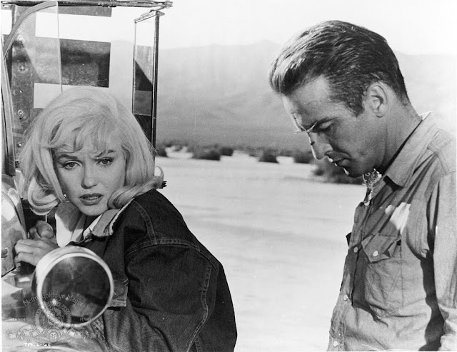 Marilyn Monroe The Misfits (1961)