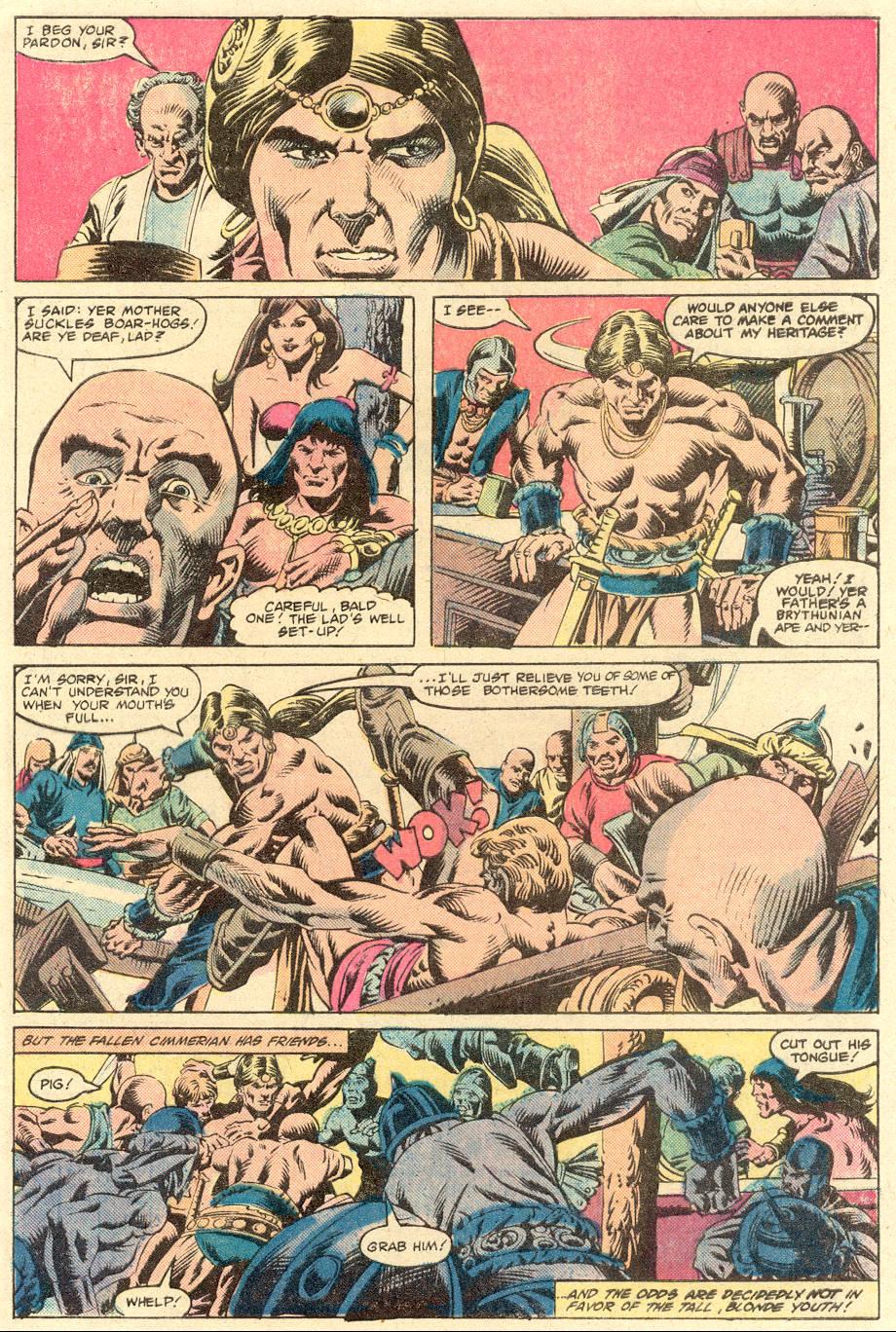 Conan the Barbarian (1970) Issue #132 #144 - English 4