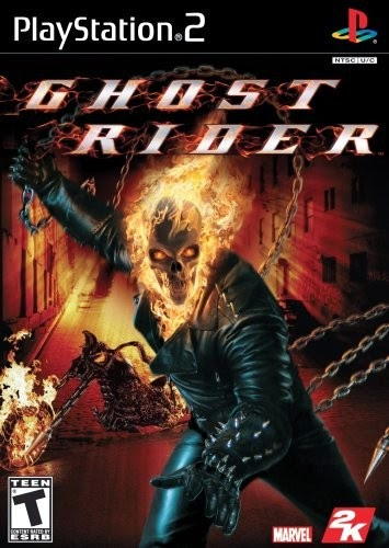 Cheat dan Password Ghost Rider PS2 Bahasa Indonesia Lengkap 2014