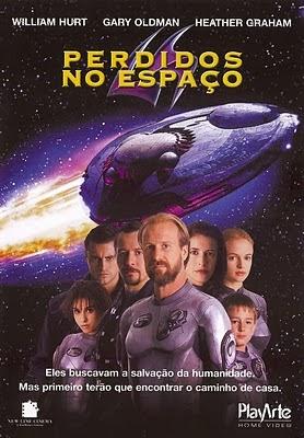 Perdidos no Espaço O Filme – Dublado