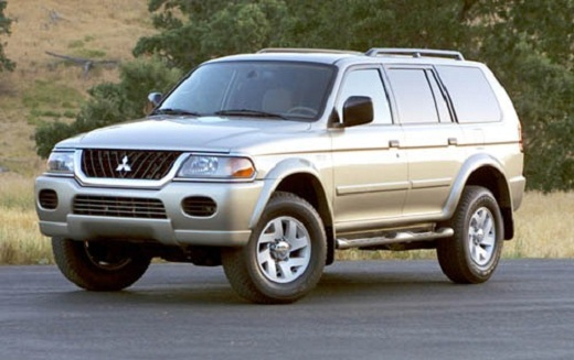 Mitsubishi Montero Sport Car Wallpapers
