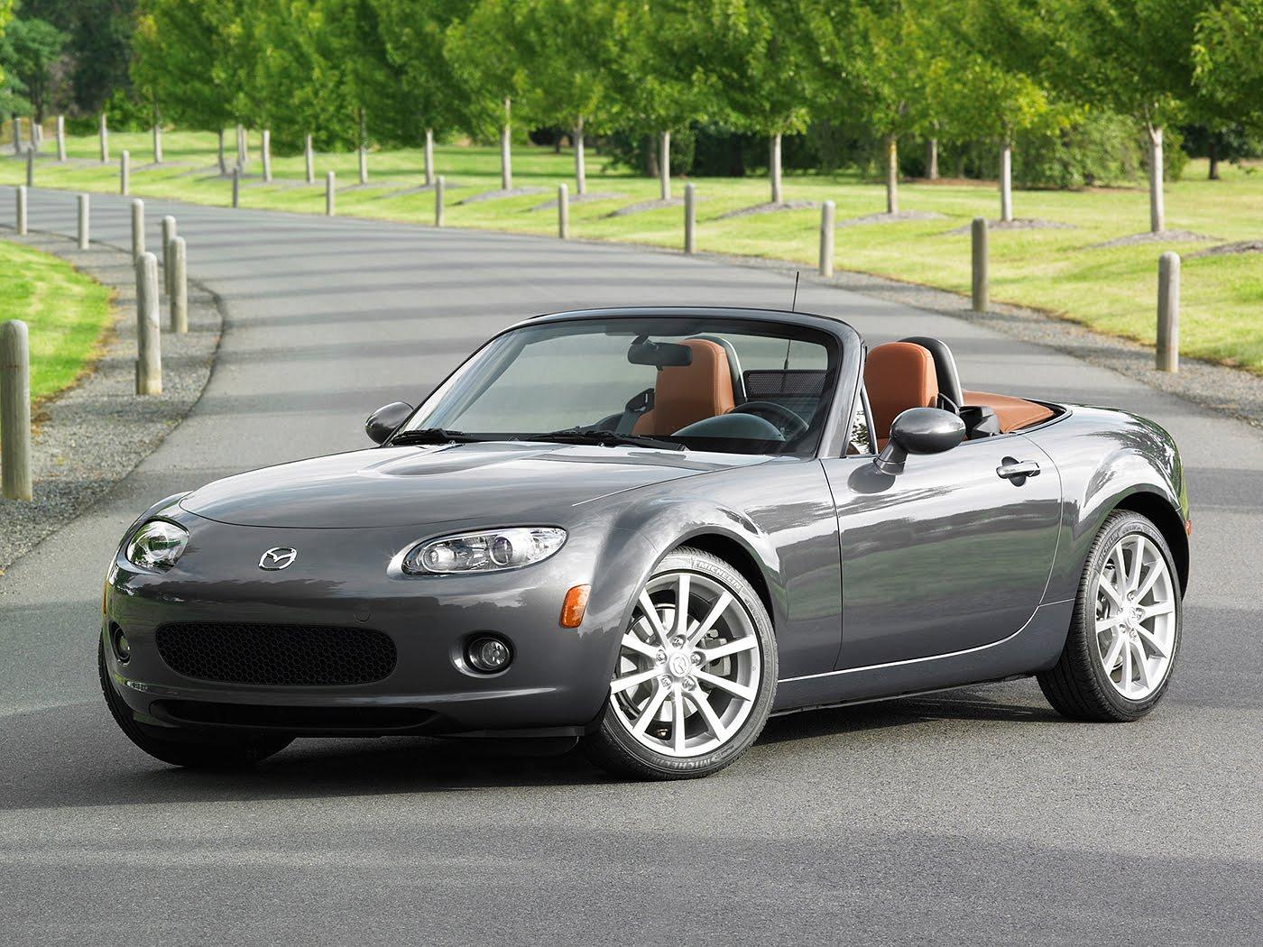 auto parts car parts: Mazda MX-5 Review