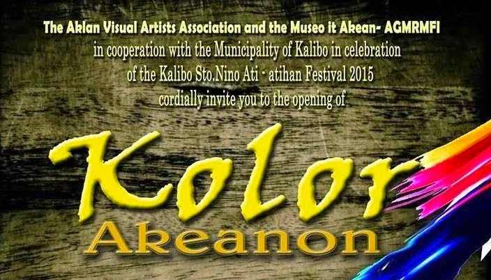 "Artists open ""Kolor Akeanon"" exhibit"