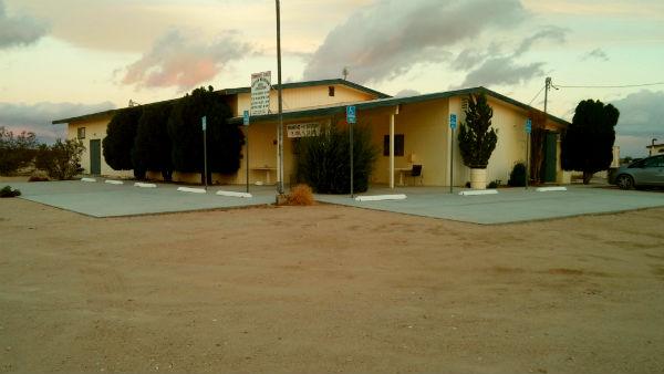 The Copper Mountain Mesa Community Center