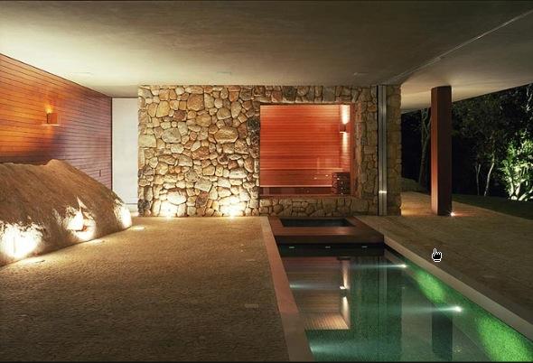 Bedroom Design Blog Modern Design Glass House In The Mountain Region - Award winning bedroom designs