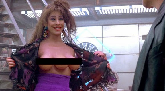 Total Recall 3 Boobs