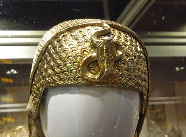 Ramesses II Egyptian crown Exodus: Gods and Kings