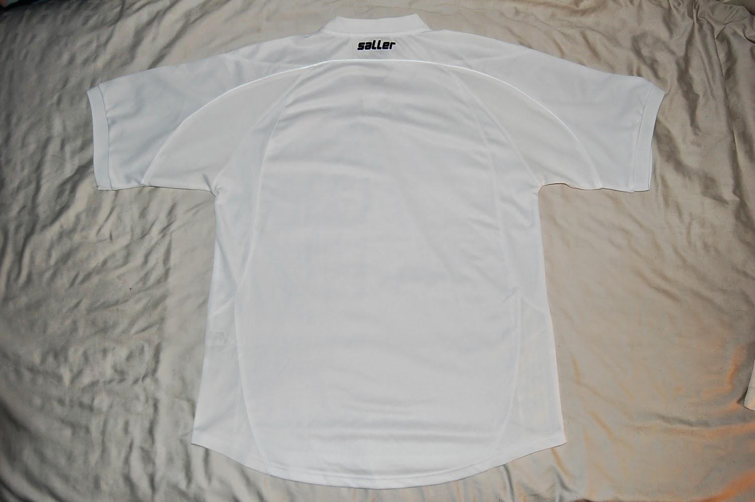 Gambia football shirt