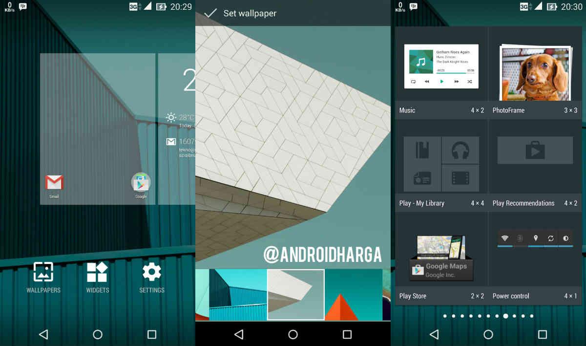 Cara Mengubah Tampilan Zenfone 6 Seperti Android Lollipop