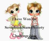 I won & guest designer