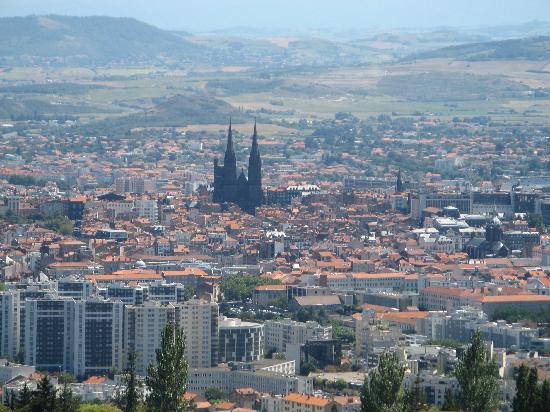 Vis le architecture urbanisme paysage patrimoine - 5 chambres en ville clermont ferrand ...