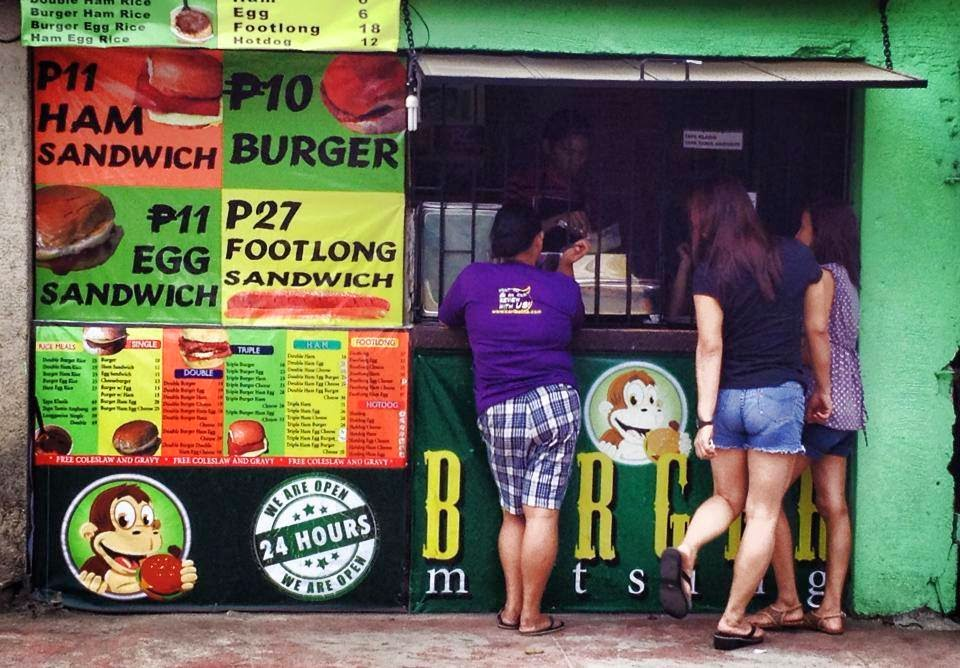 Burger Matsing branch opens