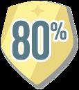 80% Feedback (Netgalley)