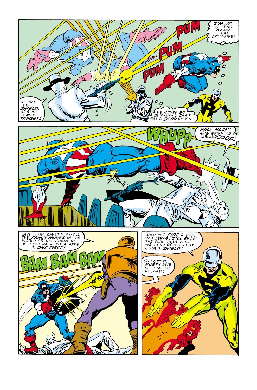 Captain America (1968) Issue #350 #282 - English 22