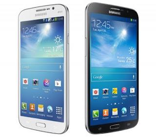 Harga Samsung Galaxy Mega 6.3 dan 5.8 di Indonesia