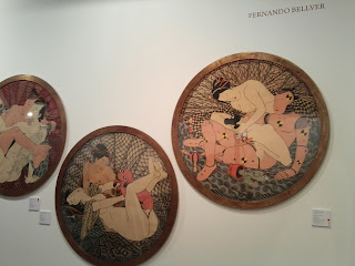Estampa, 2013, Feria de arte, Exposiciones Madrid, Matadero, Blog de arte, Voa-Gallery, Yvonne Brochard, Fernando Bellver, Photosai Gallery, Toledo,