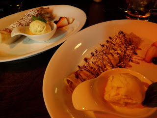 Crepes and Strudel