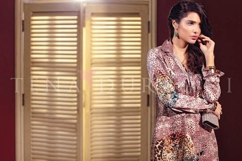 Tena Durrani Summer Collection 2015