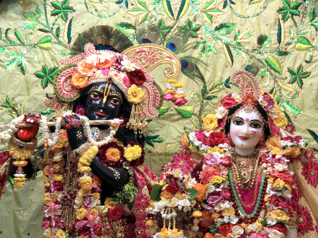 lord krishna at iskcon - photo #7