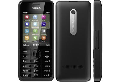 Nokia 301 Pic