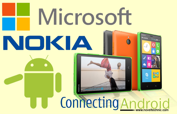 Microsoft, nokia, Android powered device, smart phone