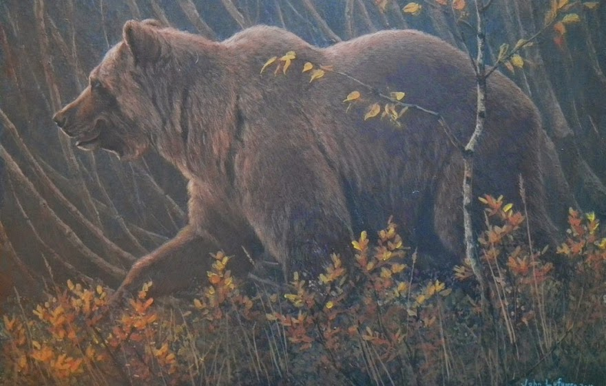 A Big Ol' Bear