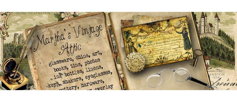 Martha's Vintage Attic